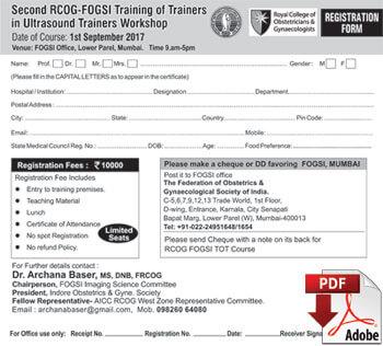 RCOG_Registrationform-2017-mumbai