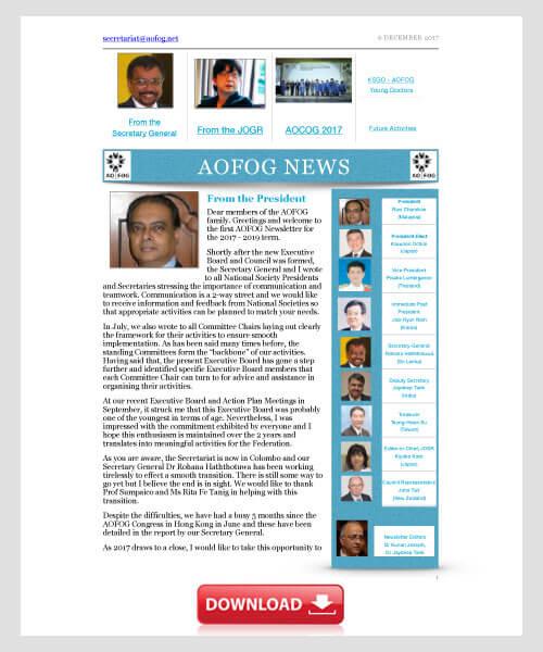 aofog-newsletter